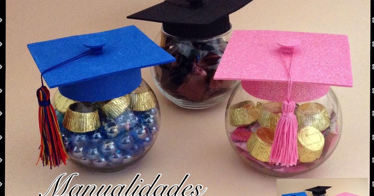 Manualidades yonaimy for Decoracion de licenciatura
