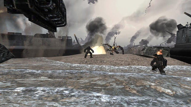 Edge of Tomorrow Game for android