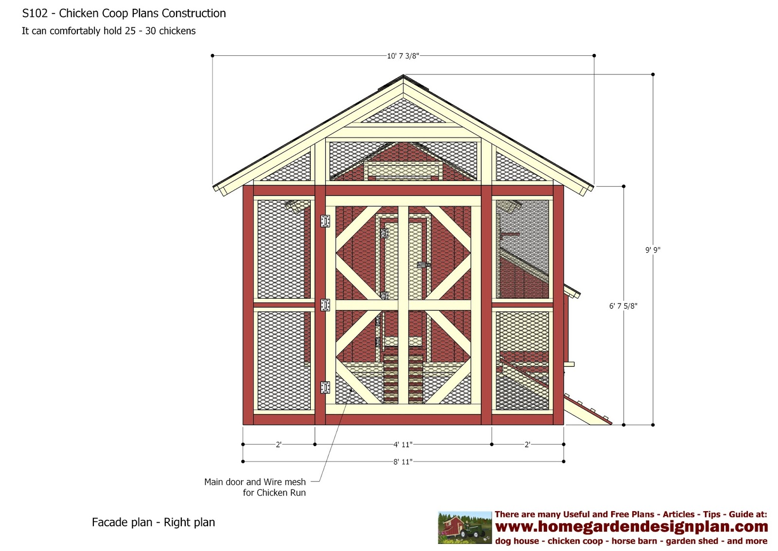 Chk lollan information chicken coop plans a frame for A frame chicken