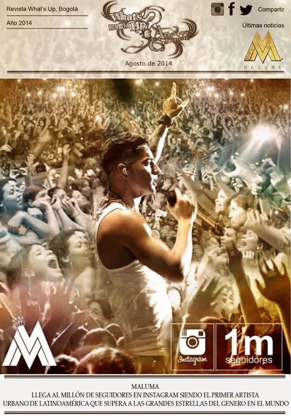 Maluma-primer-artista-latino-llegar-millon-seguidores-instagram