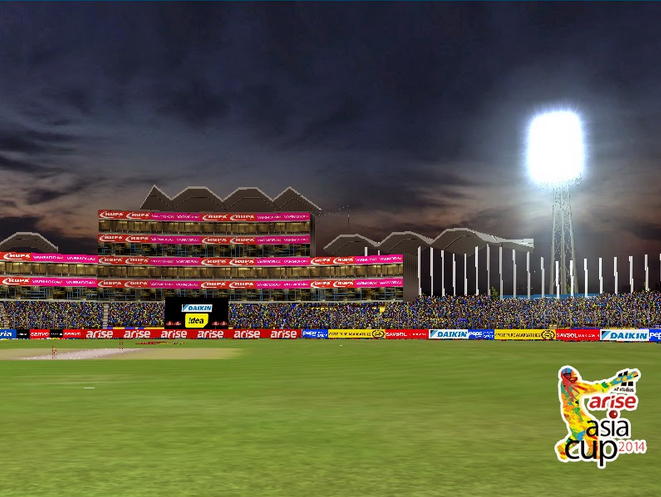 Arise Asia Cup 2014 Patch for EA Cricket 07