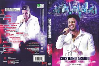 DVD Cristiano Araújo – In The Cities – Ao Vivo Em Cuiabá