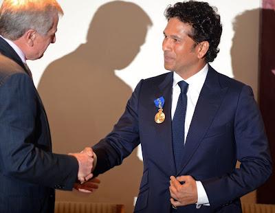 Order of Australia awarded to Sachin Ramesh Tendulkar Latest News Images Cricket God