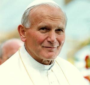 Bl Pope John Paul II