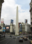 Obelisco Calle Corrientes,Capital Federal