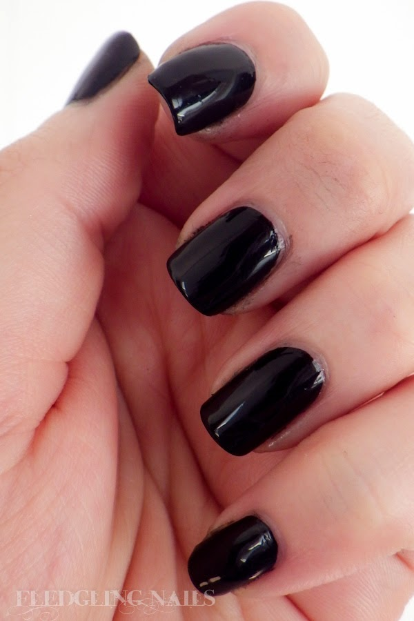 Fledgling Nails: Swatches and Reviews: Salon Perfect - Oil Slick