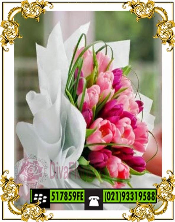 jual bunga tulip di jakarta, karangan bunga tulip ulang tahun, toko bunga