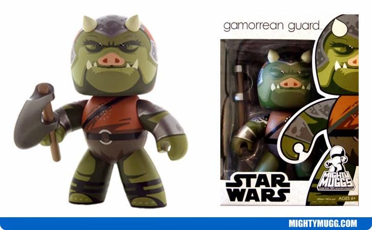 Gamorrean Guard Star Wars Mighty Muggs Wave 9