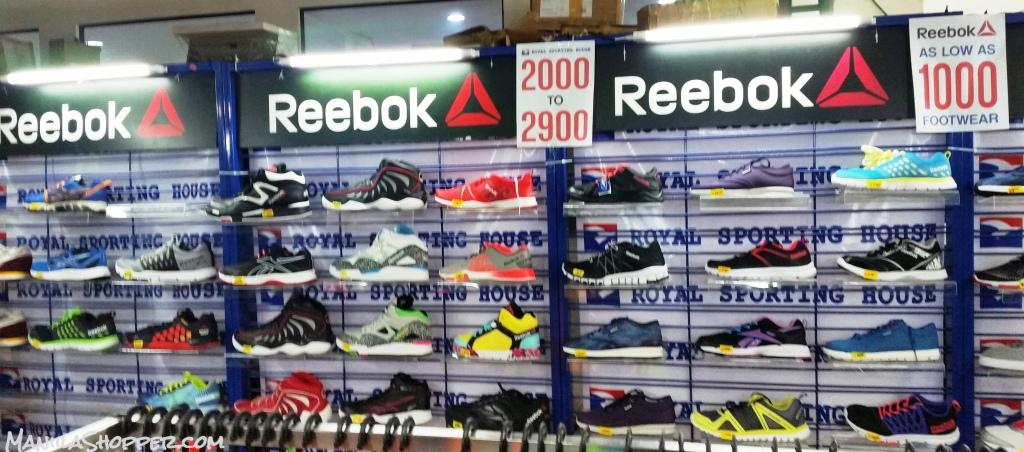 reebok outlet sale 2015