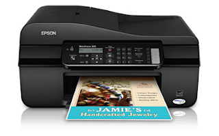 Epson WorkForce 320 Driver Download For Windows 10 And Mac OS X