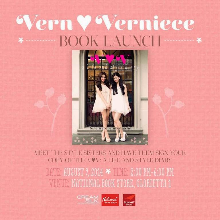 SAVE THE DATE - VV BOOK LAUNCH