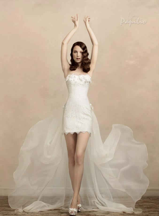 Wedding Dresses  France : Wedding dresses and trends france papilio
