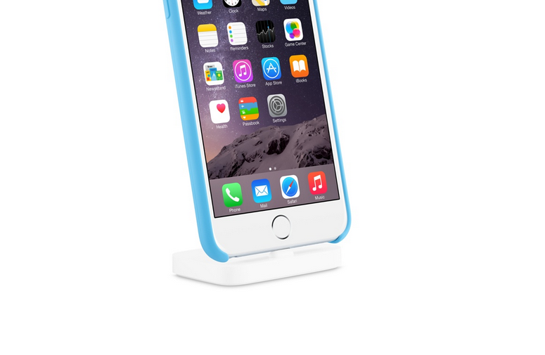 The  Apple released a dock station for iPhone 6 and iPhone 6 Plus  . Apple Lightning Dock For Iphone 6. Home Design Ideas