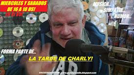 LA TARDE DE CHARLY