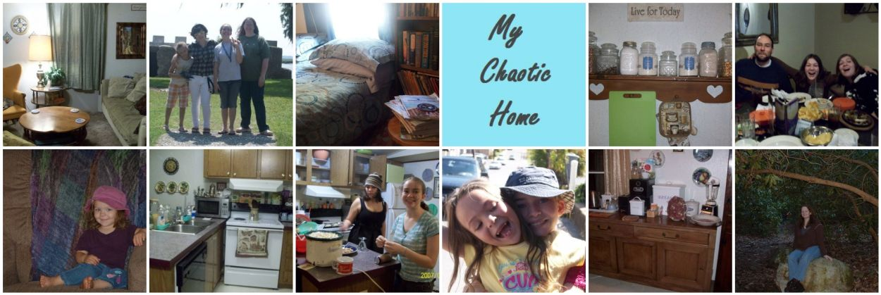 My Chaotic Home