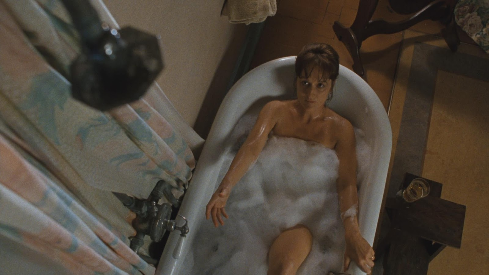 from Orlando nudity in the movie madison county