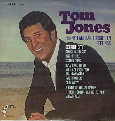Tom Jones Funny Familiar Forgotten Feelings