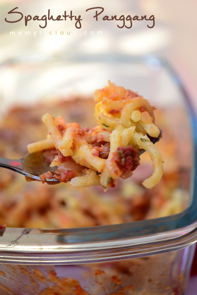 Spaghetty Panggang