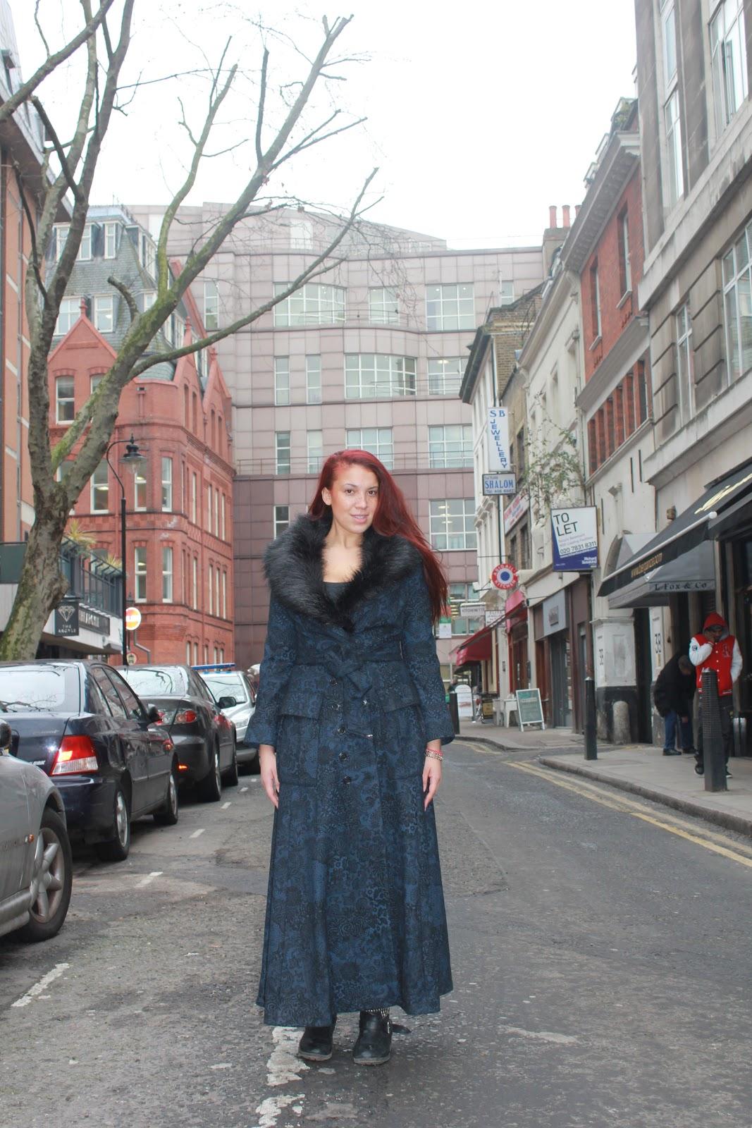 The Perfect Winter Coat by Hemyca