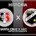 História de confronto entre Santa Cruz x ABC