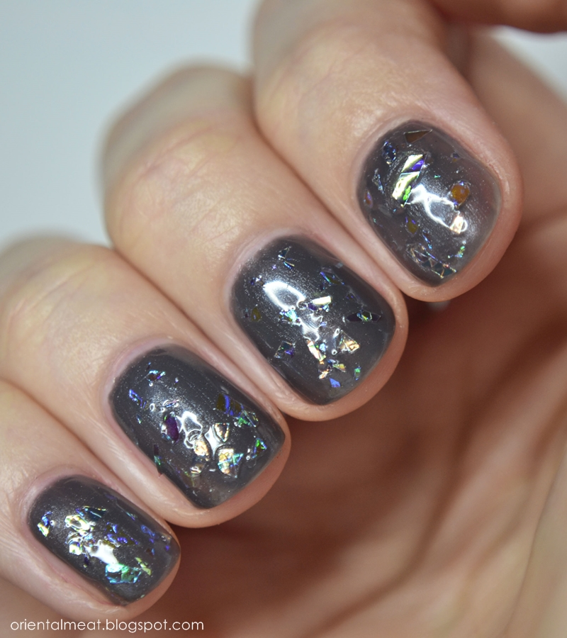 Golden Rose-223 & Color Club-Covered in Diamonds