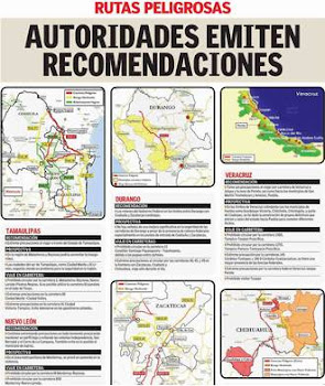 RUTAS PELIGROSAS