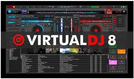 Atomix Virtual DJ Pro v8.0.0 Build 2352
