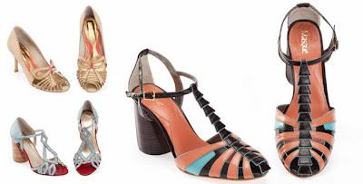 Dicas e tendências de Sapatos e Calçados Femininos 2013