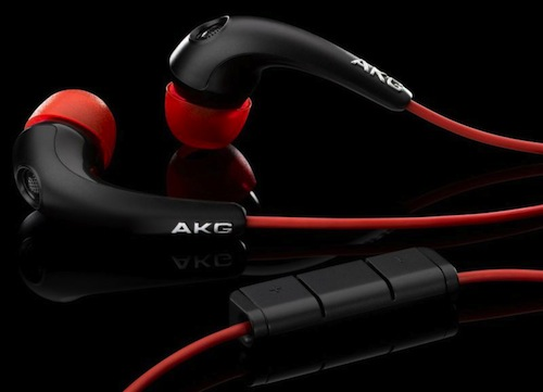 AKG K328 In-Ear Headphones