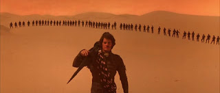 Paul Atreides Muad´dib desierto Fremen