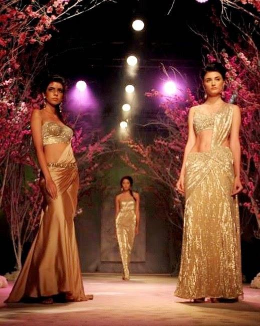 Jyotsna Tiwari Majestic Designer Dresses 2014