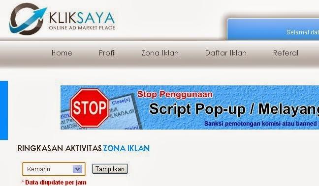 PPC Lokal Indonesia Dapat Duit Gratis via Blog Mau?