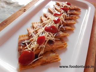 Indian Cuisine,Food,Recipes,Paratha,Flat Bread