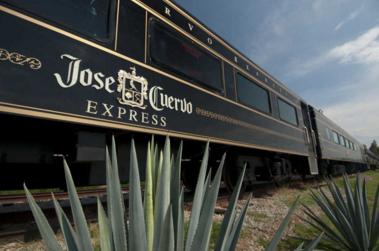 El Expresso del Tequila en Jalisco