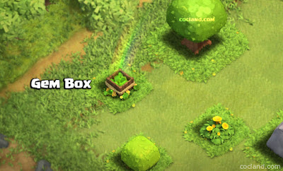 Cara Mudah Agar Gems Box COC Cepat Keluar