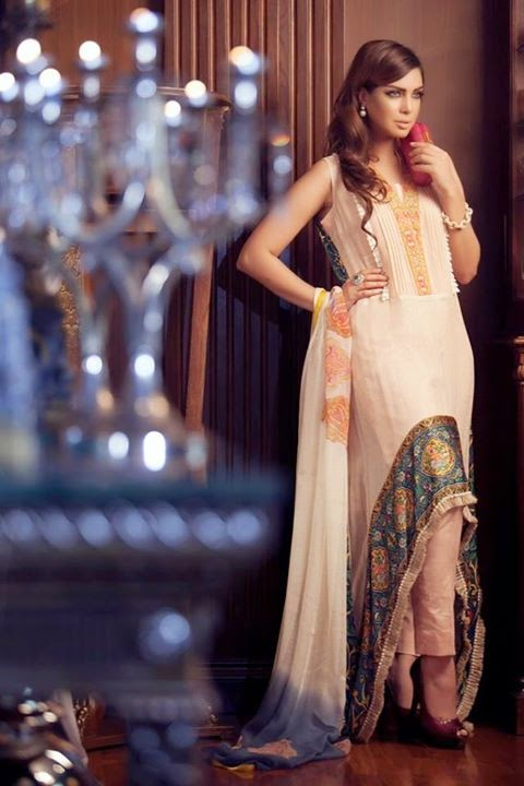 Elegant and Refined Spring Summer Collection by Layla Chatoor