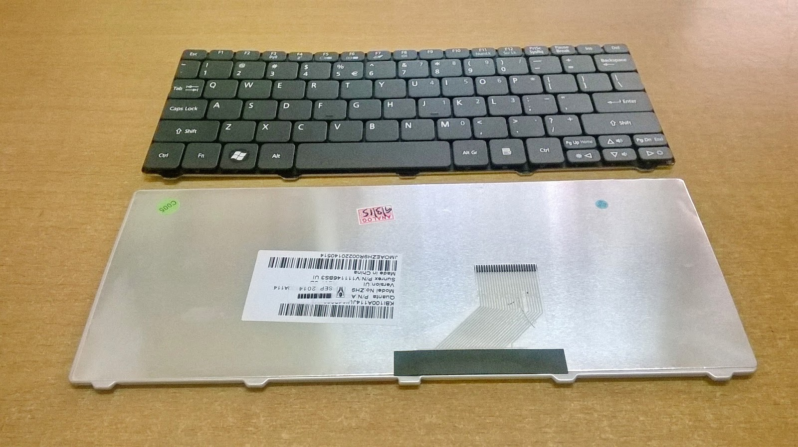 Laptop Keyboard Replacement Calicut Malappuram Kannur New Acer Dell Inspiron 1440 Series Aspire Mini 532 D275 From Laptoplabnet