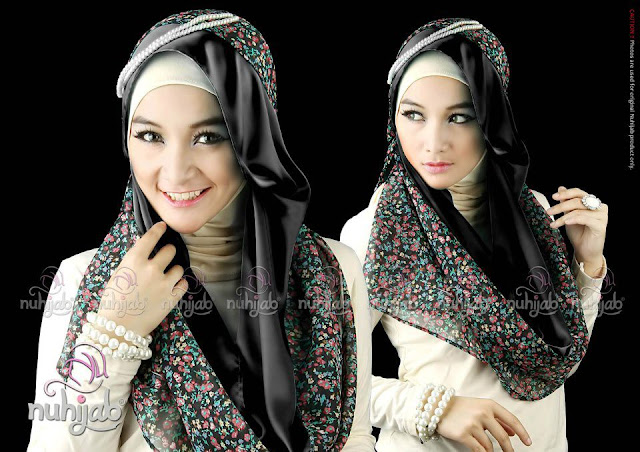 hijab moderne - hijab is my diamond