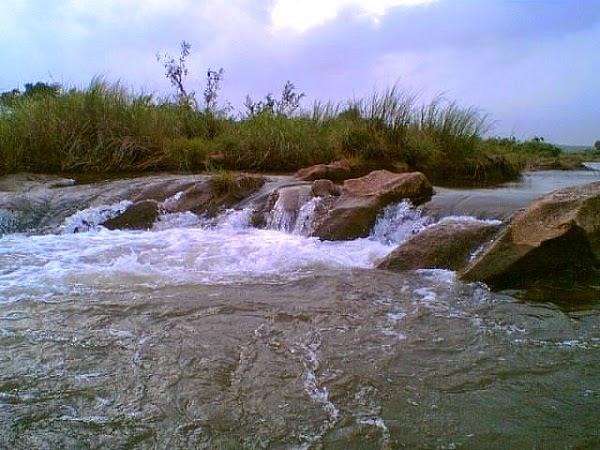Photo of Jamjir Waterfall