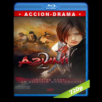 Azumi 2 Princesa Guerrera (2005) BRRip 720p Audio Dual Castellano-Japones 5.1