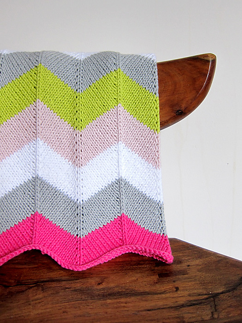 Easy And Free Simply Beautiful Baby Blankets To Knit Knitionary