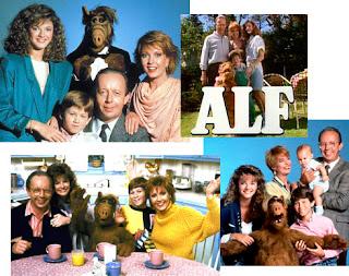 Actores de la serie telesiva ALF