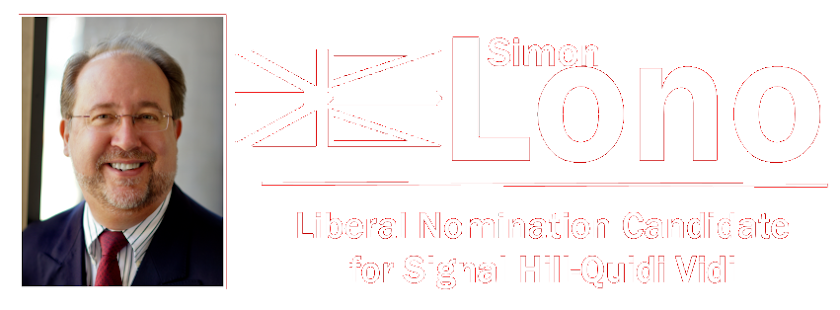 Simon Lono Liberal for SHQV