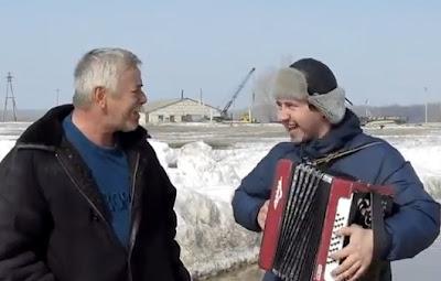"""ИГОРЬ РАСТЕРЯЕВ """"Весна"""""""