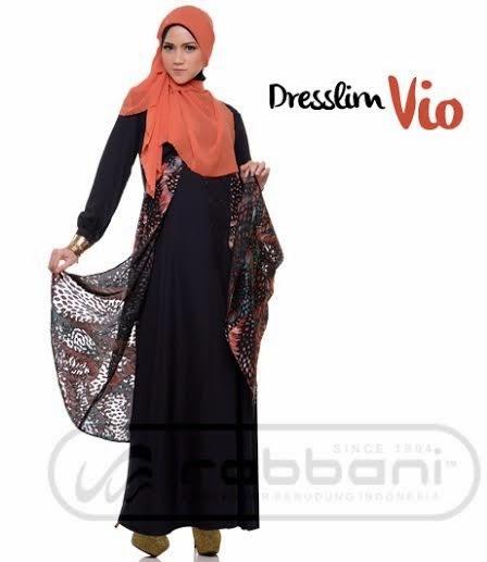 Foto Dress Muslim Rabbani untuk Perempuan