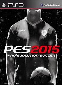 Pro Evolution Soccer 2015 PS3-DUPLEX http://jembersantri.blogspot.com Cover