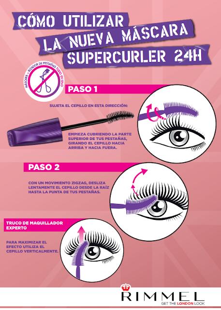 nueva SuperCurler 24H Volume and Curl de Rimmel London