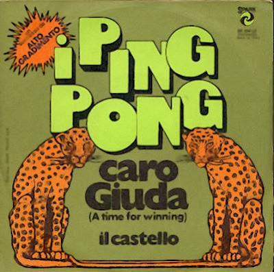 ping pong caro giuda