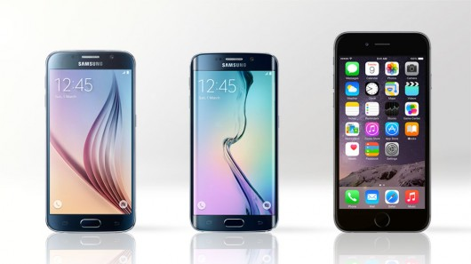 Full Specifications Galaxy S6 Edge Plus, Competitor iPhone 6 Plus