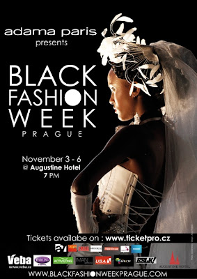 Black Fashion WeeK Prague 2011